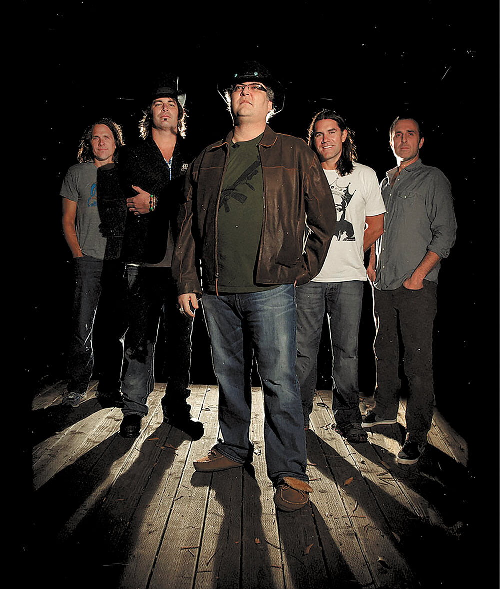Blues Traveler pops into Soul Kitchen Oct. 16