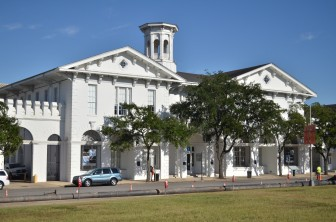 The board of the History Museum of Mobile is in a legal dispute with the city over its financial responsibilities.