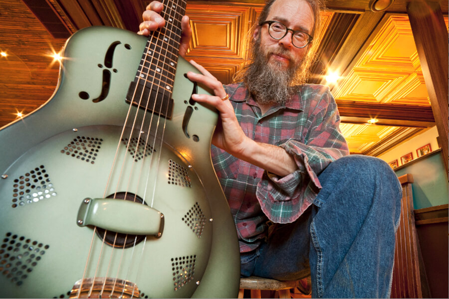 Independent Music Collective welcomes Charlie Parr