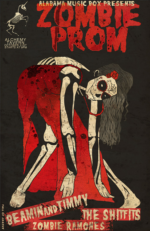Twerk it at Music Box's Zombie Prom