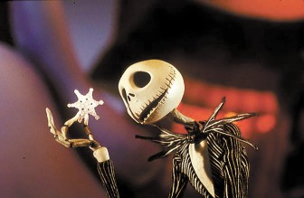 """The Nightmare Before Christmas"" is one of many of Tim Burton's spooky Halloween-themed movies."