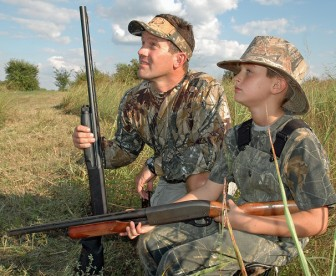 Many generations can enjoy hunting for dove.