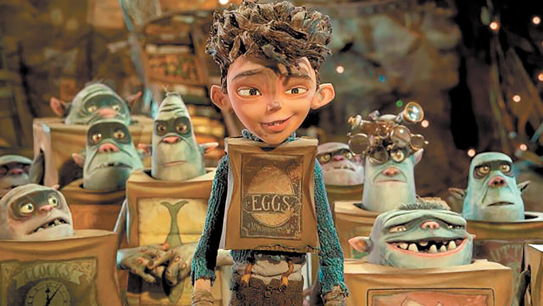 'The Boxtrolls' is a visual delight for young and old