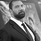 "Actor Dave Bautista is in town filming the new De Niro film, ""Bus 657."""