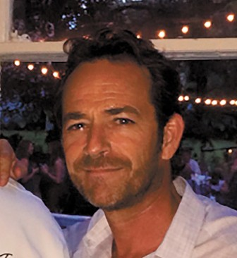 "And ""Beverly Hills 90210"" star Luke Perry attended a wedding at Magnolia Manor last weekend."