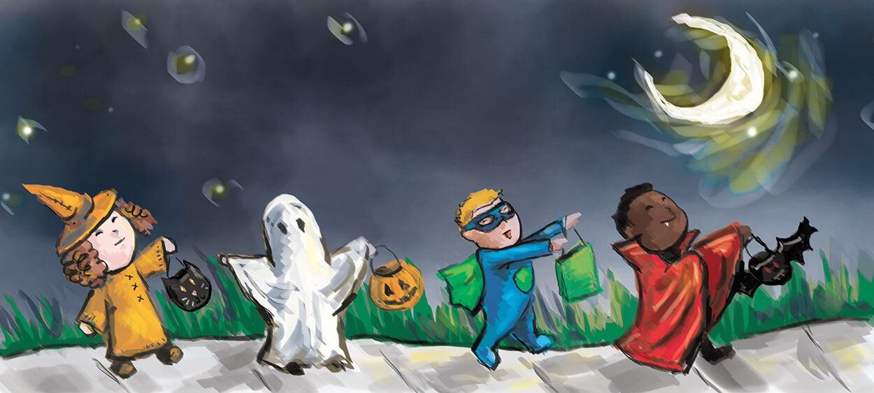 Halloween safety tips and events