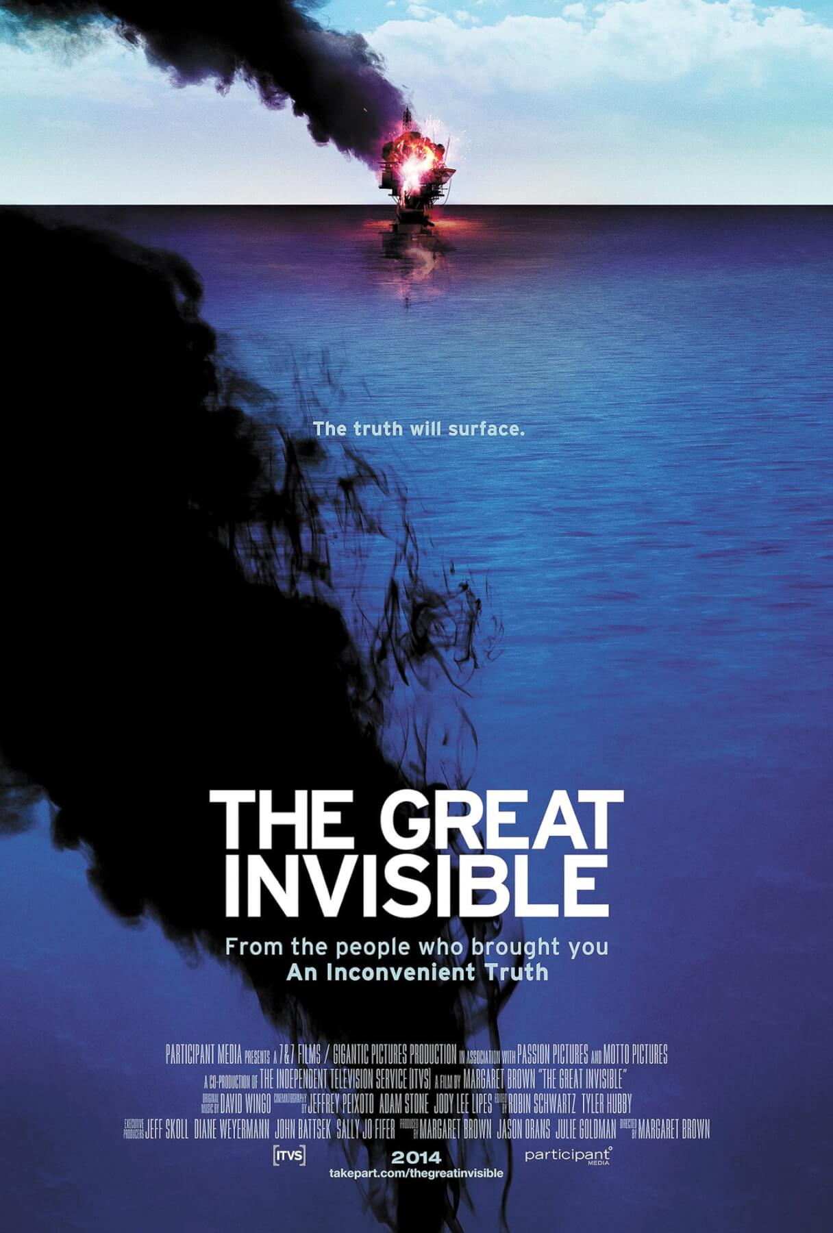 Margaret Brown's 'The Great Invisible' debuts in Mobile Nov. 20