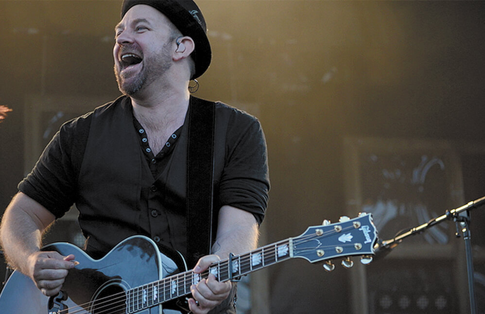 Sugarland soloist sweetens charity with debut album
