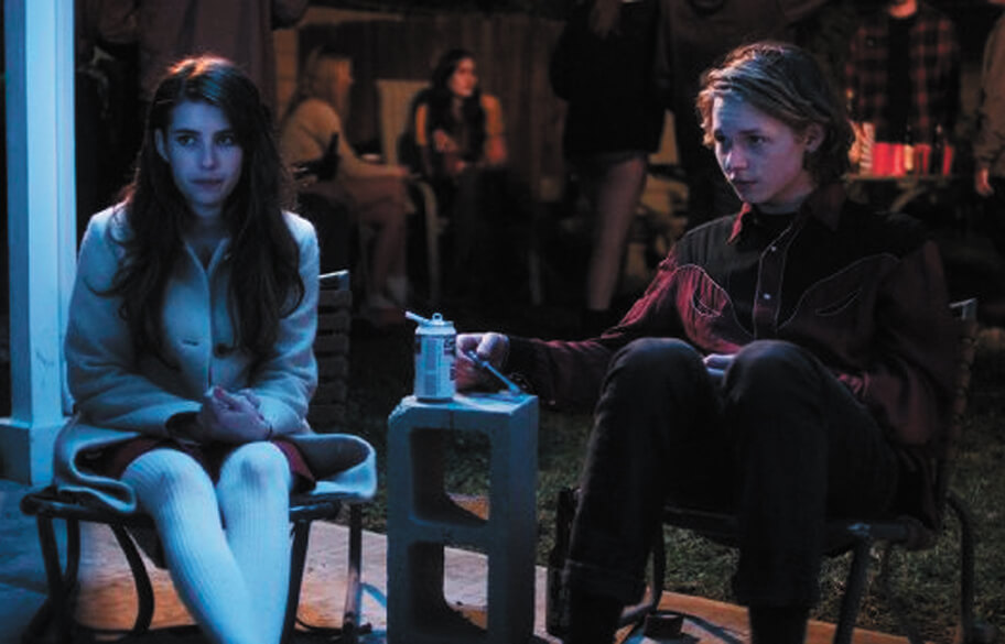 Nothing new in Gia Coppola's nepotic 'Palo Alto'