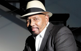 "Get in the holiday spirit with ""Christmas with Aaron Neville"" Dec. 3 at The Wharf."