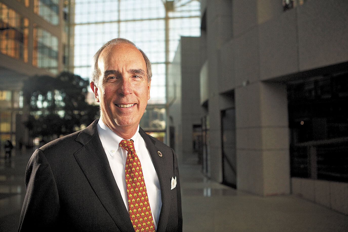 COVER STORY: Mayor Sandy Stimpson looks to next three years in office