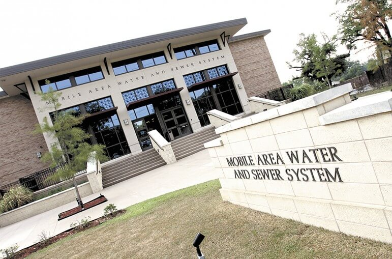 Water and sewer customers will notice a 5 percent increase in rates next year.