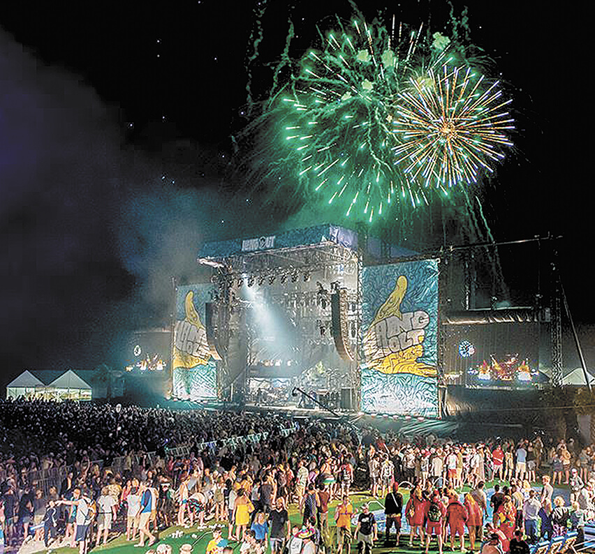 Maine man sentenced to one year in prison for threatening attack at Hangout Music Fest