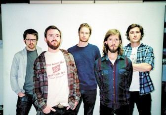 Moon Taxi, who most recently appeared in the area for two sets during the Hangout Music Festival last summer, will return for a Mardi Gras show at O'Daly's Feb. 6.