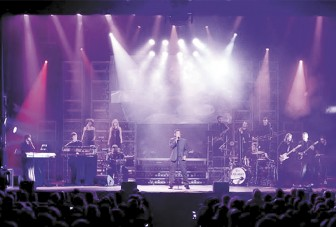 """No tux, no problem. The Black Jacket Symphony returns to Mobile's Saenger Theater Jan. 9 for a complete performance of Led Zeppelin's """"Houses of the Holy."""""""