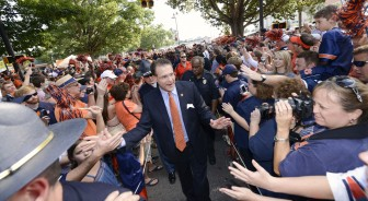 Buy that War Eagle fan in your life a fantasy football camp with Auburn staff. Retail price, $3,700.