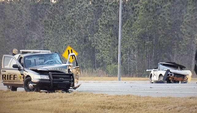 Man dies in head-on collision with Sheriff's deputy