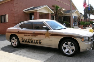 Baldwin County deputies responded to a home invasion near Daphne that left two with gunshot wounds, Dec. 15.