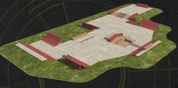 City breaks ground on skate park