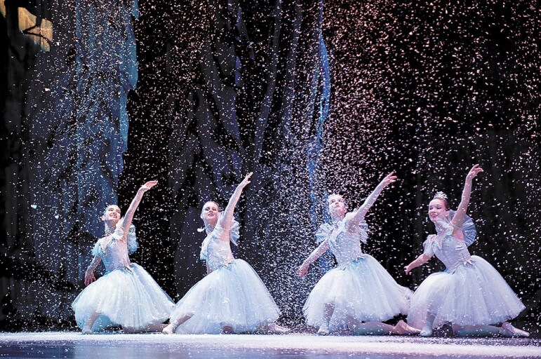 No matter where you reside, there's a Nutcracker production nearby this year.