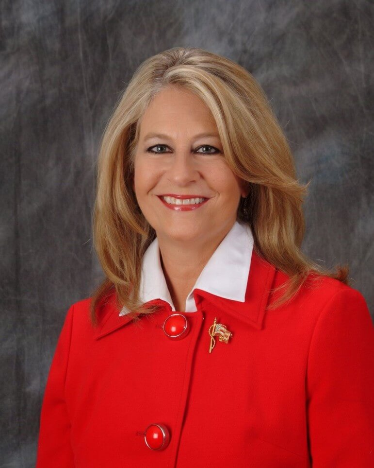 Mobile County GOP Chair Terry Lathan announced last week she would seek the office of Chair for Alabama's Republican Party.