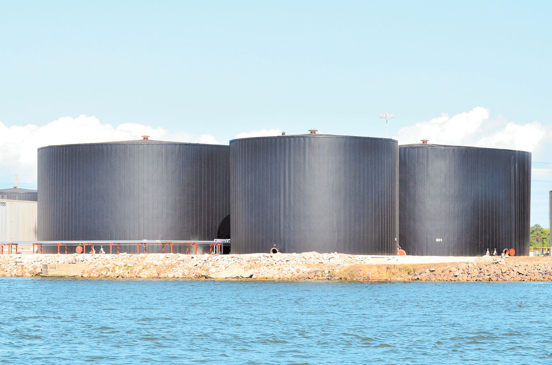 Public hearing on oil storage tanks scheduled Jan. 29