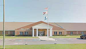Officials have noted fire supression issues at Booth Elementary School in Bayou la Batre.