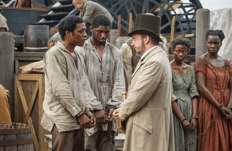 """Regardless of their historical accuracy or how well they are received by critics, do popular Hollywood movies Like """"12 Years A Slave"""" do anything but perpetuate the stereotype of black people as victims?"""