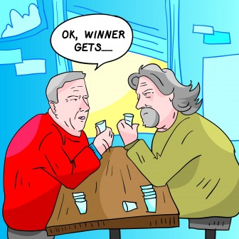 NFL brothers Rob and Rex Ryan discuss job security during Senior Bowl week in Mobile.