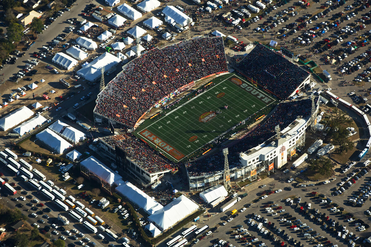 Senior Bowl shows off the best of Mobile to football fans across America