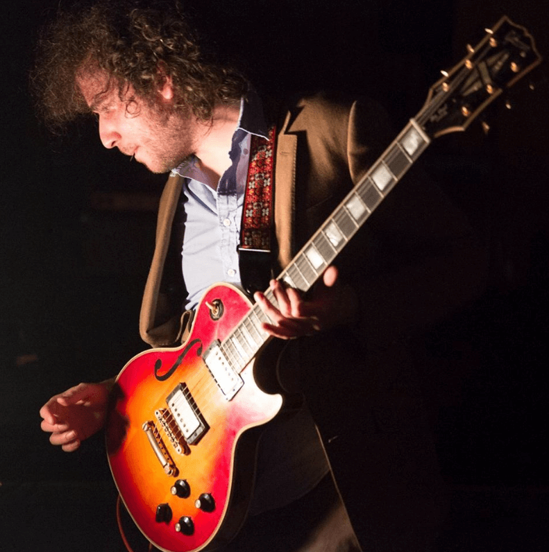 Yonatan Gat with the Western Lands and Black Titan tonight at Soul Kitchen