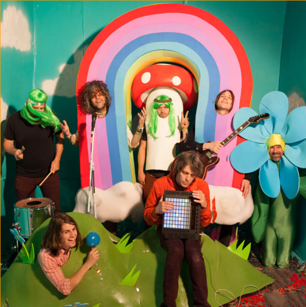The Flaming Lips deliver an exciting yet intimate performance