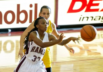 University of Mobile's Deonica McCormick will continue her career professionally in Australia after graduating in May.