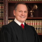 Roy Moore, Chief Justice of Alabama's Supreme Court.