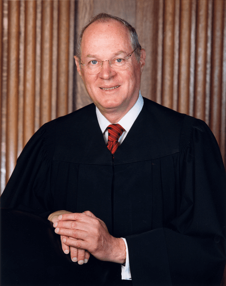 Legal pundits believe the legality of sam-sex marriage could be decided by a swing vote from Supreme Court  Justice Anthony Kennedy.