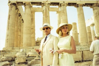 'The Two Faces of January' is another brilliant Patricia Highsmith film adaptation.