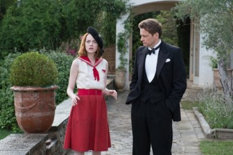 "Emma Stone and Colin Firth star in Woody Allen's ""Magic in the Moonlight."""