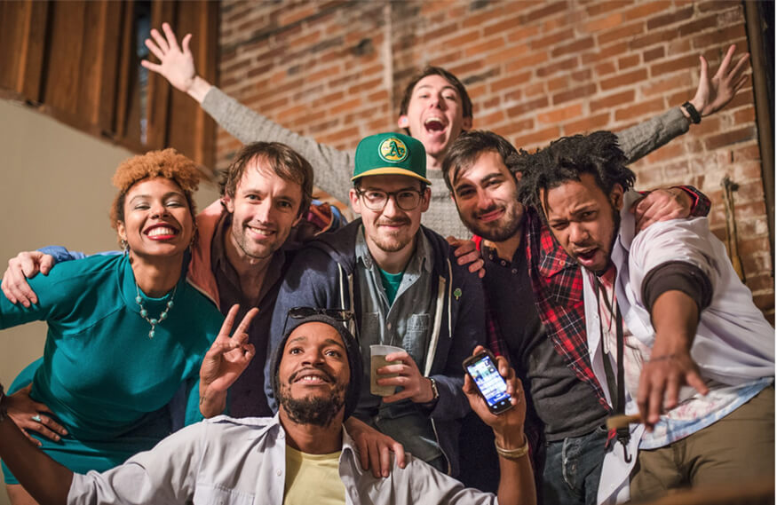 Diverse music collective helps celebrate O'Daly's anniversary
