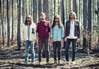 J. Roddy Walston, Billy Gordon, Logan Davis and Steve Colmus have built a reputation as one of the most promising rock bands ahead of their appearance at the 2015 Hangout Music Festival.