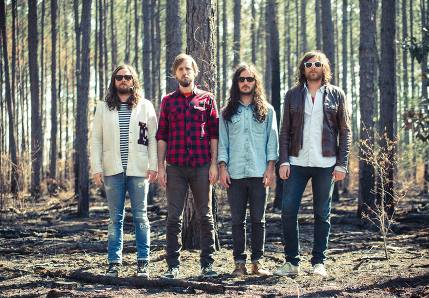 Hangout Rundown: J. Roddy Walston & The Business carry on Hangout rock legacy