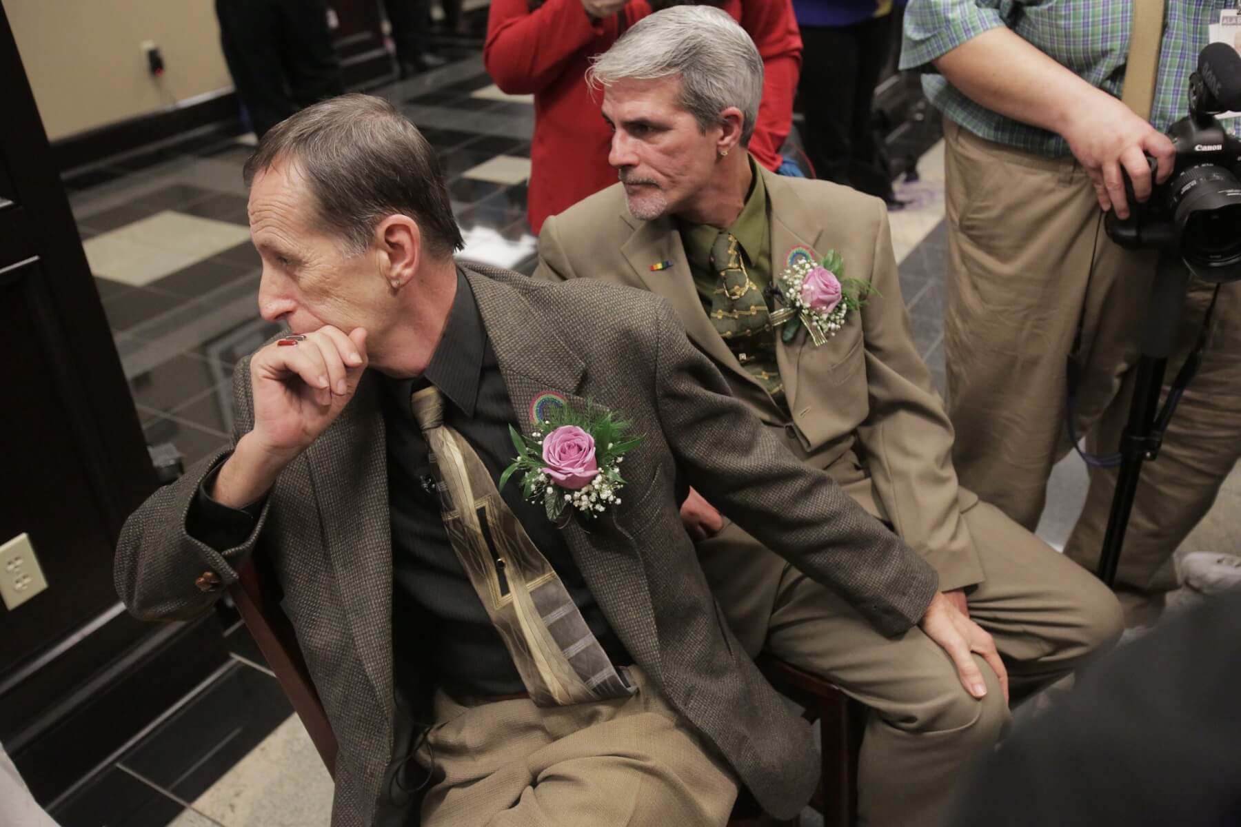 Hearing could fix Mobile County's 'confusion' of same-sex marriage laws