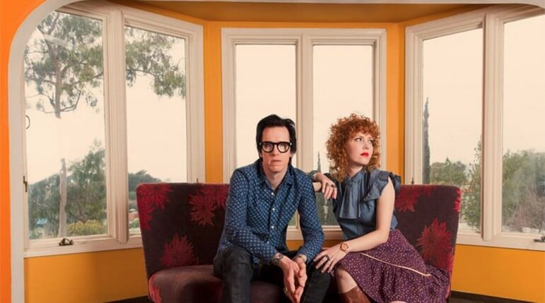 Husband and wife duo Chris Masterson and Elenor Whitmore return to Callaghan's March 1.