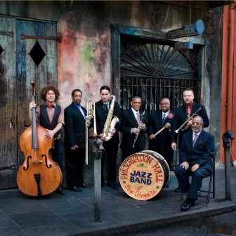 The Preservation Hall Jazz Band will class up the beach with their iconic New Orleans brass band sound.