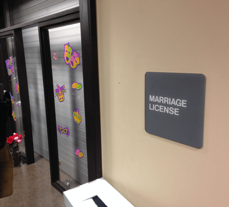 Mobile County Probate Courthouse windows still closed this morning; no couples issued marriage licenses (UPDATED)