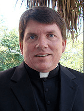 Rev. Johnny Savoie, a pastor at St. Pius X Catholic School, was accused of sexual misconduct in early 2014, though no charges were ever filed.