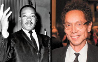 Martin Luther King Jr. and Malcolm Gladwell spoke of community engagement as a tool for change.
