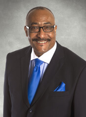 Bishop State President, Dr. James Lowe.