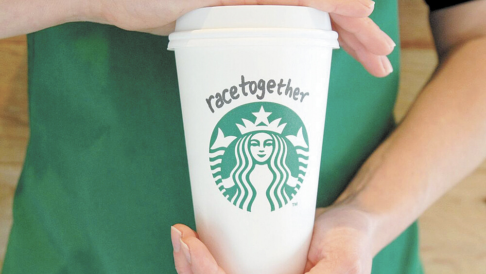 Starbucks wrong on #RaceTogether