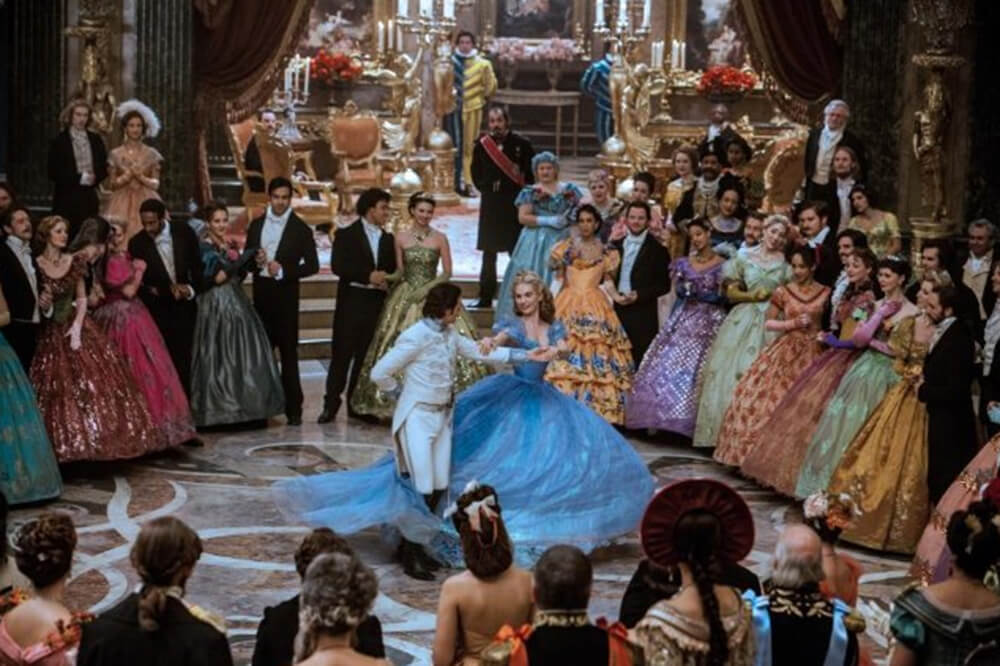 New 'Cinderella' is a dazzling, visually sumptuous take on the classic