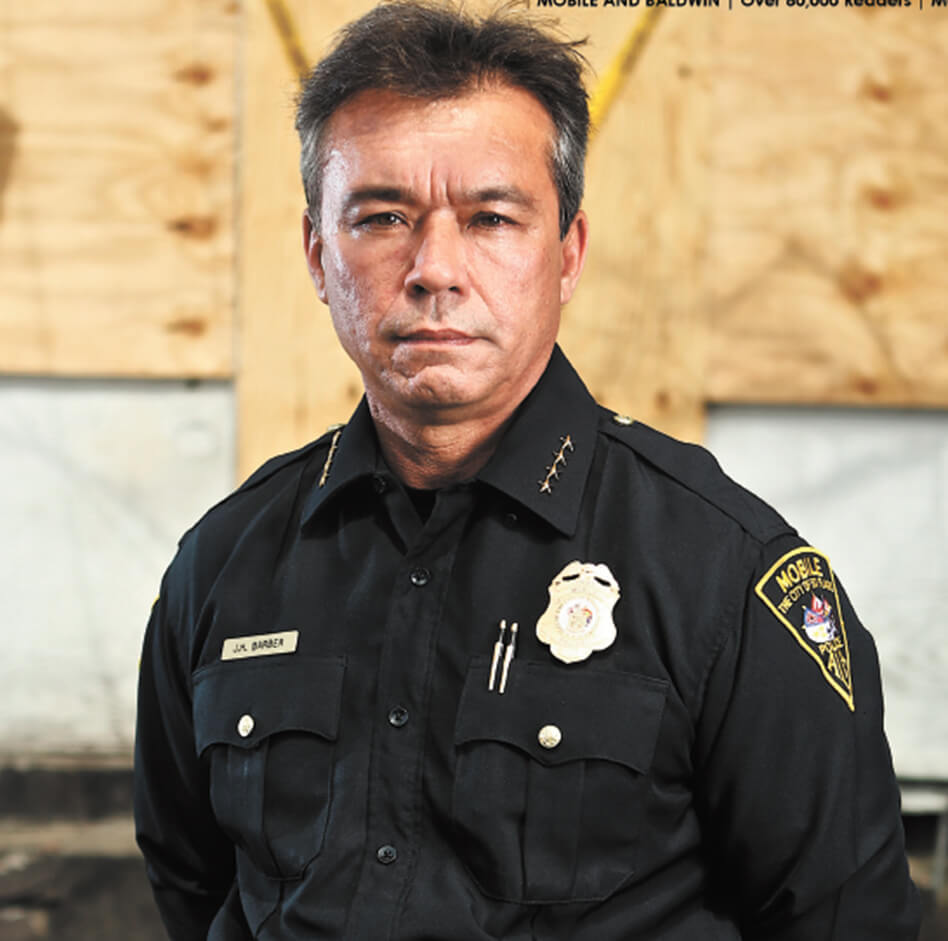 COVER STORY: Police Chief takes new approach to systemic crime
